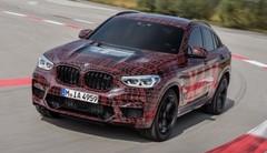 BMW : la « sauce » M appliquée aux X3 et X4