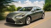 Essai Lexus ES 300h : La routière des faubourgs