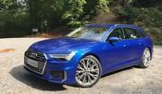 Essai Audi A6 Avant 2018 : wagon de tête