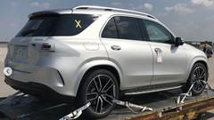 Mercedes : le nouveau GLE se dévoile
