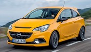 Essai Opel Corsa GSi 2018 : moyenne montagne