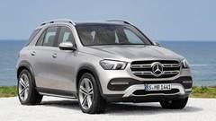 Mercedes GLE 2 (2019) : les photos et infos officielles