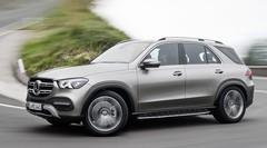 Le nouveau GLE de Mercedes enfin officiel