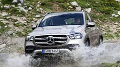 Mercedes GLE : un cran au-dessus