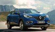 Même modernisé, le Renault Kadjar ne fera pas trembler le 3008