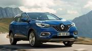 Le restylage du Renault Kadjar désormais officiel