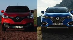 Renault Kadjar : le modèle 2019 face à son prédécesseur