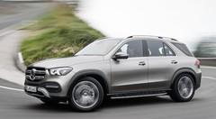 Mercedes GLE 2 (2019) Le nouveau GLE est taillé pour la famille
