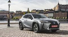 Essai Lexus UX : Urbex flambé au saké