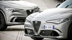 Alfa Romeo met à jour les Giulia et Stelvio