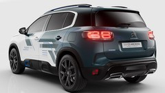 Citroën C5 Aircross hybride rechargeable, objectif 2020