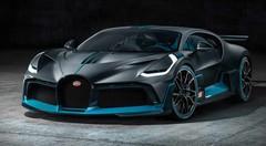 Bugatti ne sortira pas de nouveau 16 cylindres