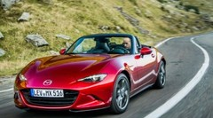Essai Mazda MX-5 (2019) sur la plus belle route du monde