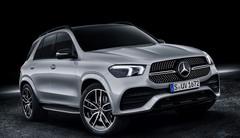 Mercedes GLE : une nouvelle génération, plus grande et plus technologique