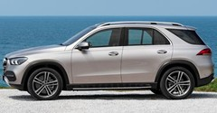 Mercedes GLE : Grand SUV 5/7 places