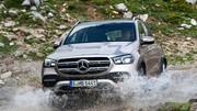 Nouveau Mercedes GLE : paré pour 2019 !