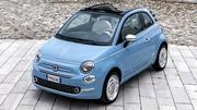 La très spéciale Fiat 500 Spiaggina'58 disponible à partir de 19.590 euros