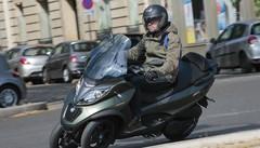 Essai deux Scooters 3-roues : Les Piaggio MP3 350 et 500 HPE