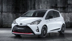 Toyota Yaris: la GR Sport et une série limitée pour les 20 ans