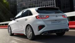 Kia Ceed GT : 204 ch pour un peu plus de dynamisme
