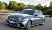 Essai Mercedes Classe C200 : remise à niveau électrisante