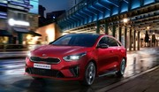 Kia ProCeed : le coupé fait un break
