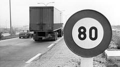 Deux fois plus d'automobilistes flashés depuis le passage à 80 km/h