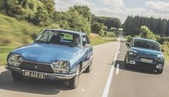 Citroën GS vs Citroën C4 Cactus : c'était mieux avant ?