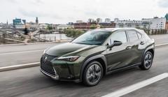 Essai Lexus UX 250h : les Allemandes n'ont qu'à bien se tenir