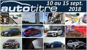 Résumé Auto Titre du 10 au 15 septembre 2018
