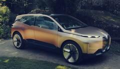 Le concept BMW Vision iNEXT sort de l'ombre