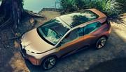 BMW Vision iNEXT : l'avenir de BMW sera électrique et SUV