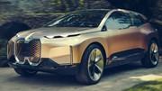BMW Vision iNext : le futur automobile bavarois, électrique et connecté