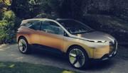 BMW Vision iNext: concentré de futur