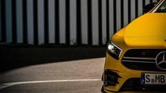 Mercedes-AMG : l'A35 sera à Paris