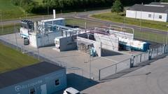 """Au Danemark, de l'hydrogène produit """"proprement"""""""