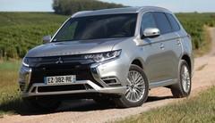 Essai Mitsubishi Outlander PHEV 2019 : l'hybride rechargeable à maturité