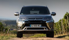 Essai Mitsubishi Outlander PHEV (2019): une petite rallonge