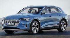 Audi e-tron: 95 kWh de batterie et vendu 82.400 €