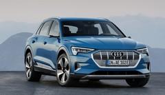 Audi e-tron: l'electro-quattro