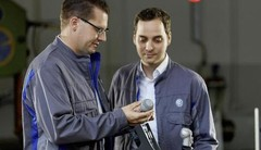 Volkswagen va utiliser l'impression 3D pour des pièces métalliques