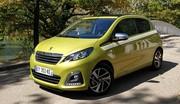 Essai Peugeot 108 VTi 72 : Unique en son genre
