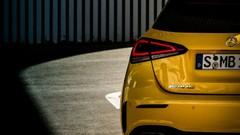 Mercedes A35 AMG : la Classe A sportive sera au Mondial de l'Auto