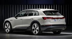 Audi e-tron quattro : le vrai rival du Model X, c'est lui
