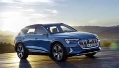 Audi e-tron : Une conduite électrisante