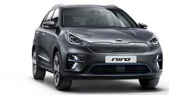 Kia e-Niro : Avec 485 km d'autonomie