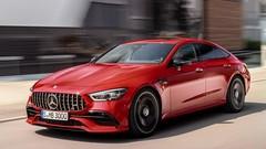 Mercedes-AMG GT 43 et 53 : de nouvelles entrée de gamme