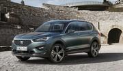 Un troisième SUV pour Seat : le Tarraco disponible en sept-places