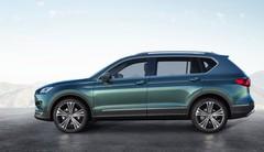 Seat Tarraco : un grand SUV de plus