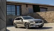 Essai Volvo V60 D4 : émotion rationnelle